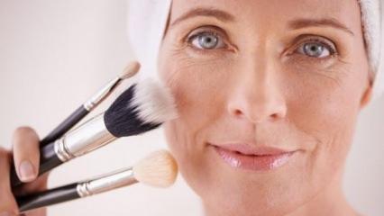 Antiaging makyaj nasıl yapılır?