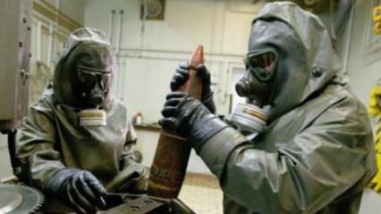 Çin, Suriye'de kimyasal silah kullanımını kınadı