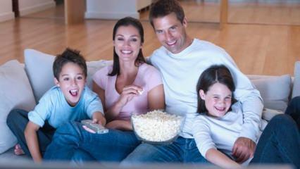 Çocuklarla beraber evde izlenebilecek filmler