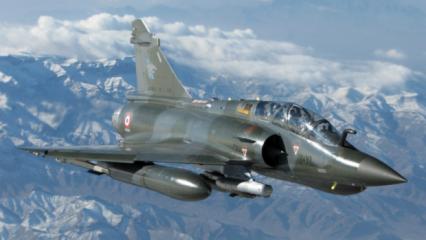 Ege'ye düşen Mirage 2000 nedir? Mirage 2000 uçağının fiyatı, özellikleri