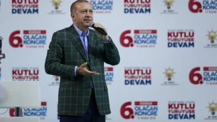 Erdoğan'dan açıklama: Türkiye'siz mümkün değil
