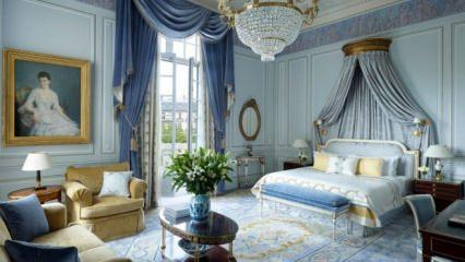 Fransız stili dekorasyon