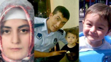 Anne iki çocuğunu katledip eşini beklemiş