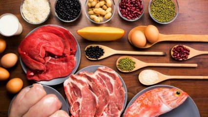 Protein eksikliğinin belirtileri nedir?