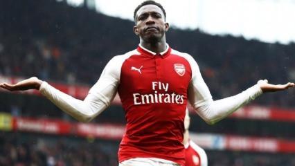 Arsenal kabustan Welbeck ile uyandı!
