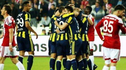 Fenerbahçe zirvenin ensesinde!