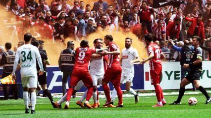 1. Lig'de haftanın kritik maçında kazanan yok!