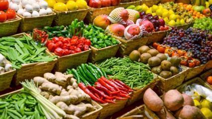 2018'in en kirli yiyecekleri açıklandı