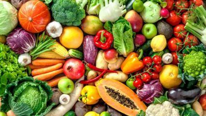 Besin değerleri yüksek yiyecekler nelerdir?