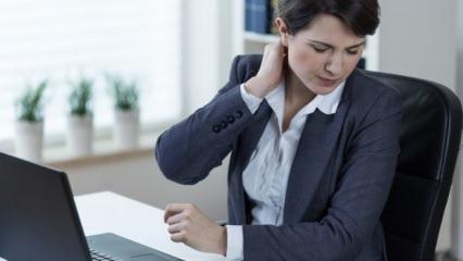 Boyun ağrısı nasıl geçer?