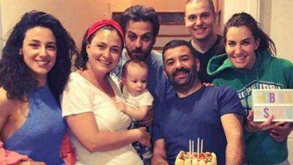 Bülent Şakrak'tan eşi Ceyda Düvenci'ye sürpriz