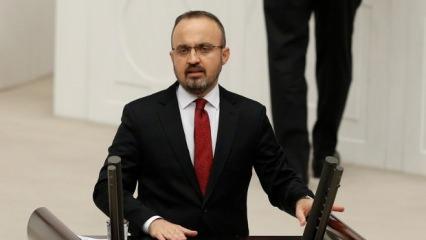 CHP-İyi Parti ortaklığına AK Parti'den ilk yorum