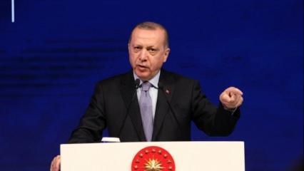 Erdoğan açıkladı! Avrupa'yı çıldırtacak formül