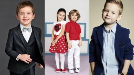 Erkek çocukları için 23 Nisan gösteri kıyafetleri