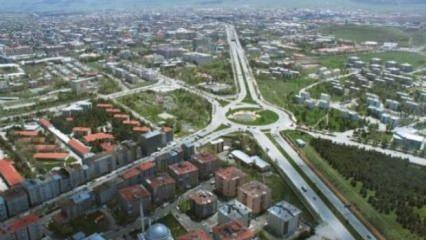Erzurum'da 3 ayda bin 739 konut satışı yapıldı!