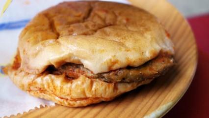 Evde ıslak hamburger nasıl yapılır?