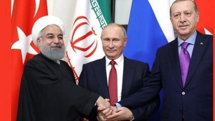 İran: Operasyonun amacı 3 ülkenin arasını açmak