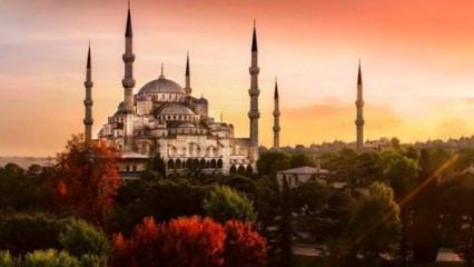 İstanbul'da gezilecek kutsal mekanlar
