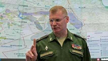 Rusya açıkladı: Operasyonun dikkat çeken bilançosu