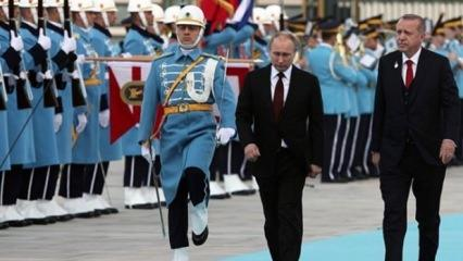 Rusya'dan Erdoğan'a ve Türkiye'ye 23 Nisan mesajı