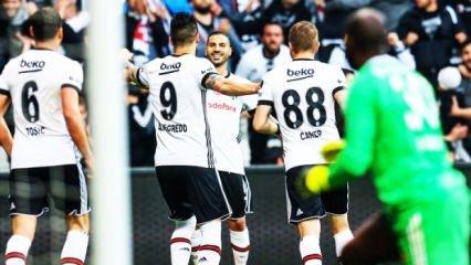Beşiktaş'tan derbi öncesi kritik galibiyet!
