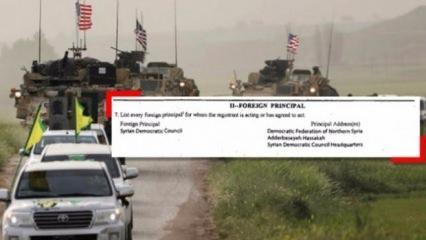 ABD'de skandal! PKK resmen başvurdu