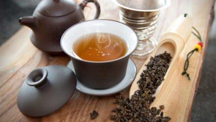 Pu-Erh çayı kilo verdirir mi?