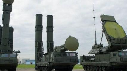 Rusya'dan S-300 açıklaması:Türkiye'ye de sorulmalı