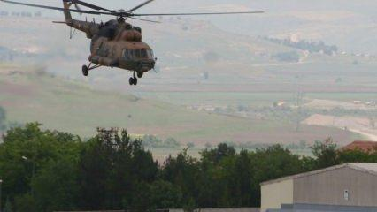 K.Irak kırsalına operasyon! 3 terörist öldürüldü