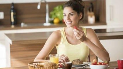 Yavaş yemek zayıflatır mı?