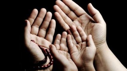Berat Kandili okunan dualar! Hz. Muhammed (s.a.v) berat kandil duası
