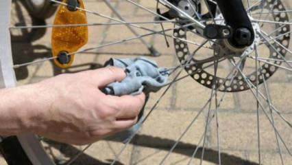 Bisiklet nasıl temizlenir?