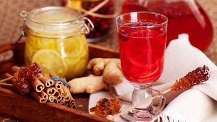 Evde Osmanlı şerbetleri nasıl yapılır?