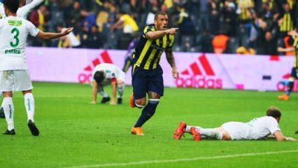 Fenerbahçe öldü öldü dirildi!