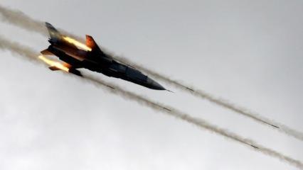 Rus savaş uçakları vurdu! Çok sayıda ölü var