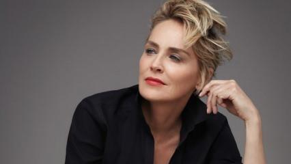 Sharon Stone'un güzellik sırları nelerdir?