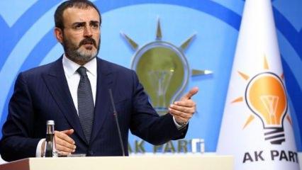 AK Parti'den 'Muharrem İnce' sorusuna yanıt