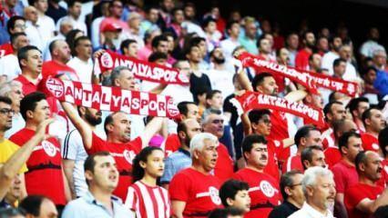 Antalyaspor'dan İzmir Marşı açıklaması