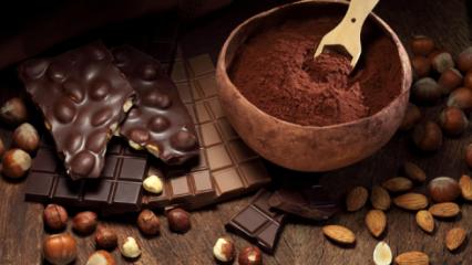 Çikolatanın faydaları nelerdir? Hangi hastalıklara iyi gelir?