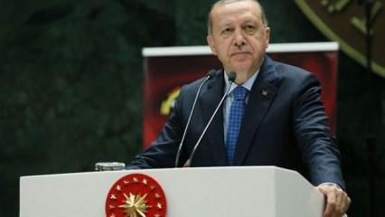 Erdoğan, Birleşik Krallık'ı ziyaret edecek