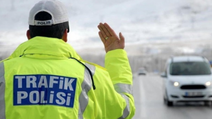 Trafik Polisi maaşı kaç TL?  (2018)