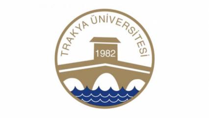 Trakya Üniversitesi 127 personel alımı yapıyor! Lise mezunu ve KPSS şartı...