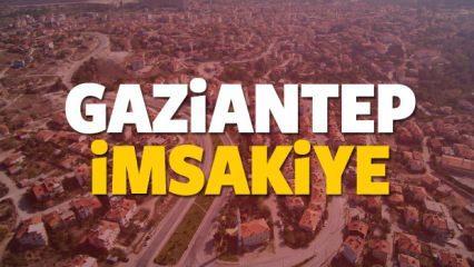 2018 Gaziantep Imsakiye Sahur Ve Iftar Vakti Sabah Ve Aksam