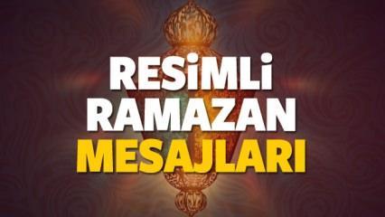 2018 Resimli Hoşgeldin Ramazan ayı mesajları! Ramazan'a özel sözler...