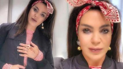 Esin Moralıoğlu, photoshop'u abarttı