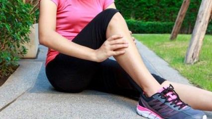 Baldır ağrısı nedir ve neden olur?