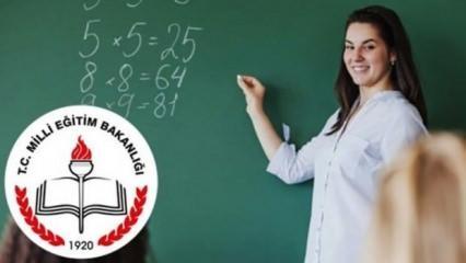 Binlerce öğretmen adayına müjde! Atama tarihi...