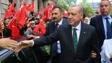 Erdoğan resti çekmişti, İngilizler harekete geçti