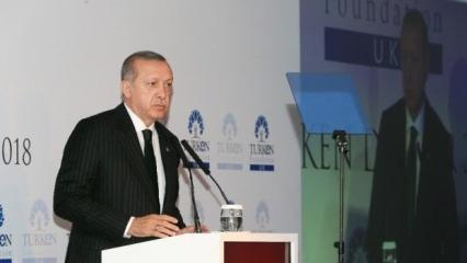 Erdoğan'dan Şener sorusuna cevap: Adam değil