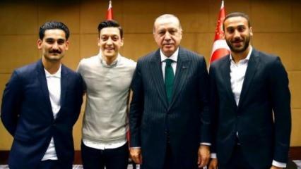 Erdoğan'ı ziyaret ettiler, Merkel çıldırdı